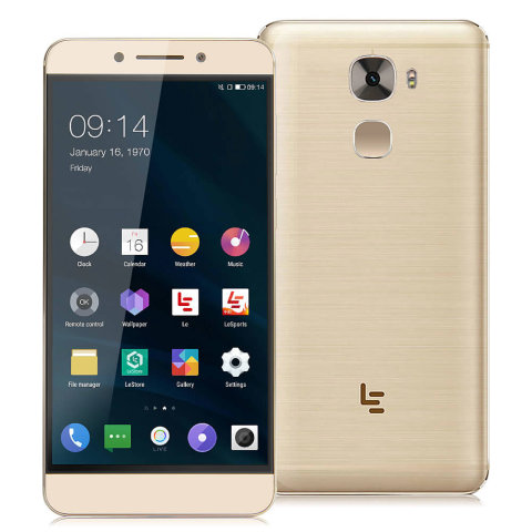 LEECO LE3 X720 4GB/64GB GOLD