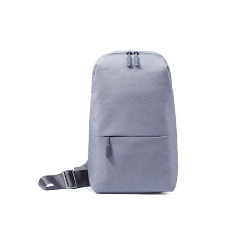 MI CITY SLING BAG - MI TORBA (LIGHT GREY)