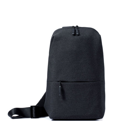 MI CITY SLING BAG - MI TORBA (DARK GREY)