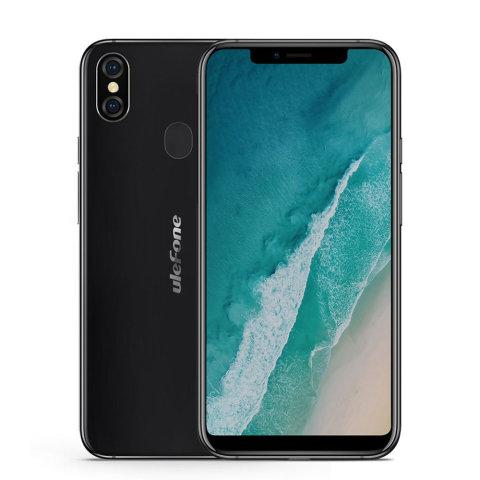 ULEFONE X 4GB/64GB BLACK
