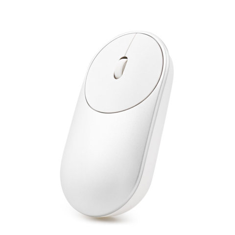 MI PORTABLE MOUSE GLOBAL (SILVER)
