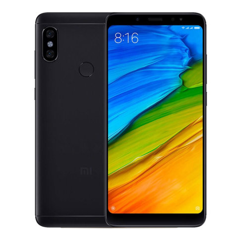 XIAOMI REDMI NOTE 5 EU 3/32GB BLACK