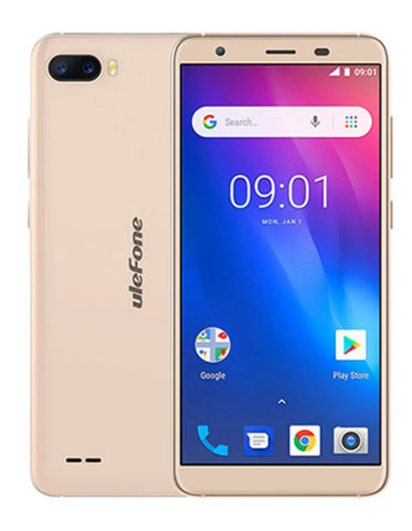 ULEFONE S1 1GB/8GB GOLD