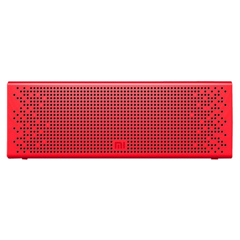 MI BLUETOOTH SPEAKER RED GLOBAL