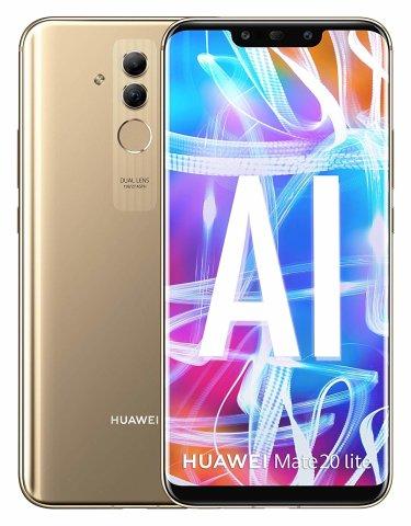 HUAWEI MATE 20 LITE 4GB/64GB GOLD